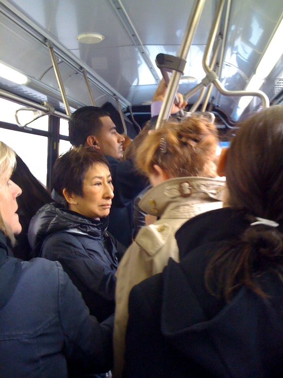 Autobús NYC
