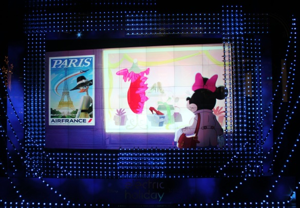 Barney´s Minni Mouse