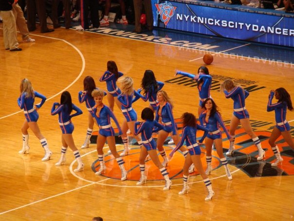 Knicks @Madison Square Garden