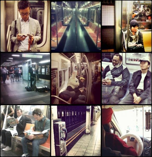Metro NYC fotos