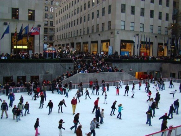 Ice Rink - Rockefeller Center
