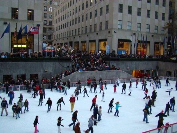 Ice Rink - Rockefeller Center