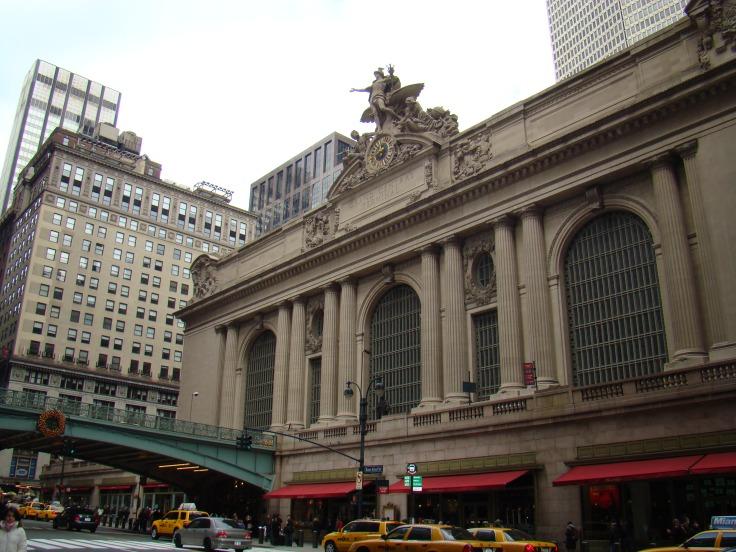 Fachada Grand Central