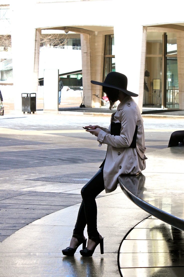 Lincoln Center - NYFW Street Style