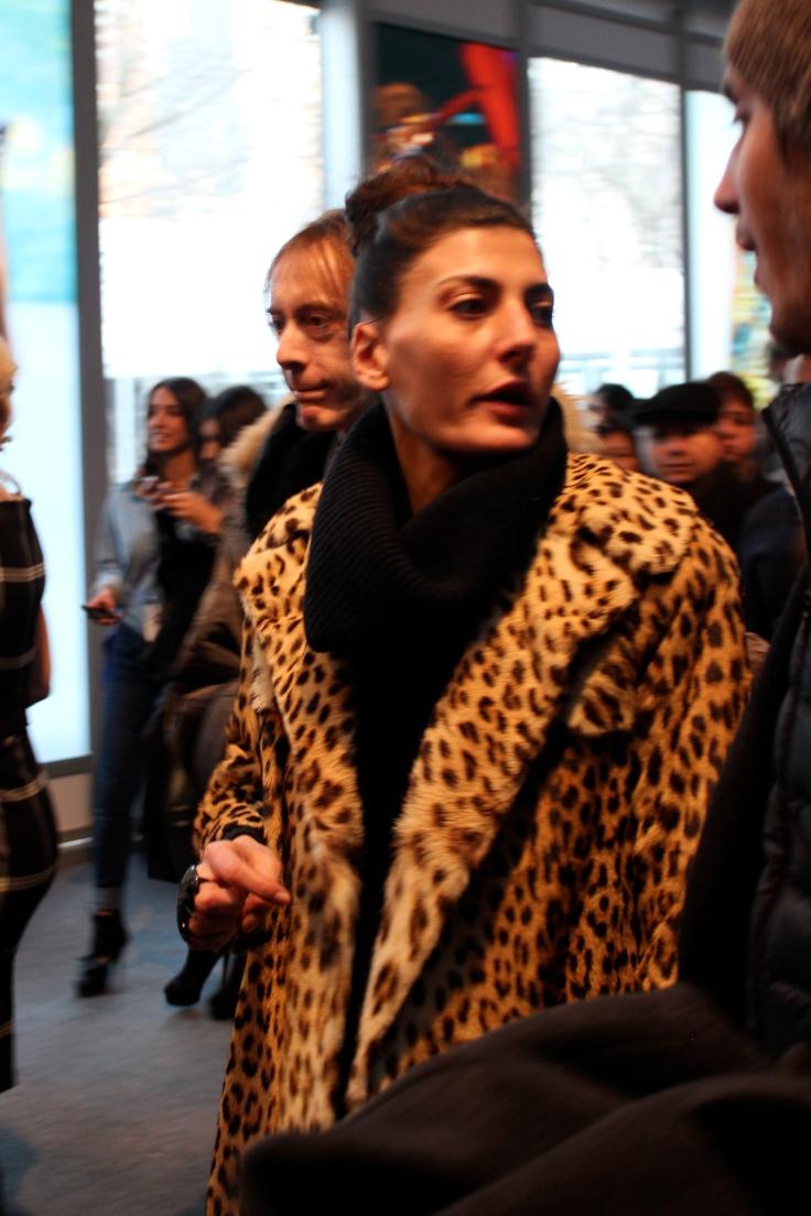 Giovanna Battaglia - editora de Vogue