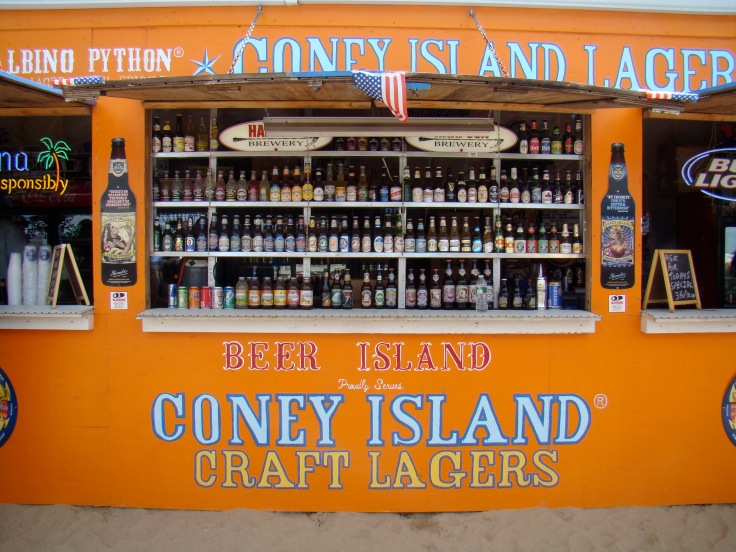 Coney Island - Beer Island