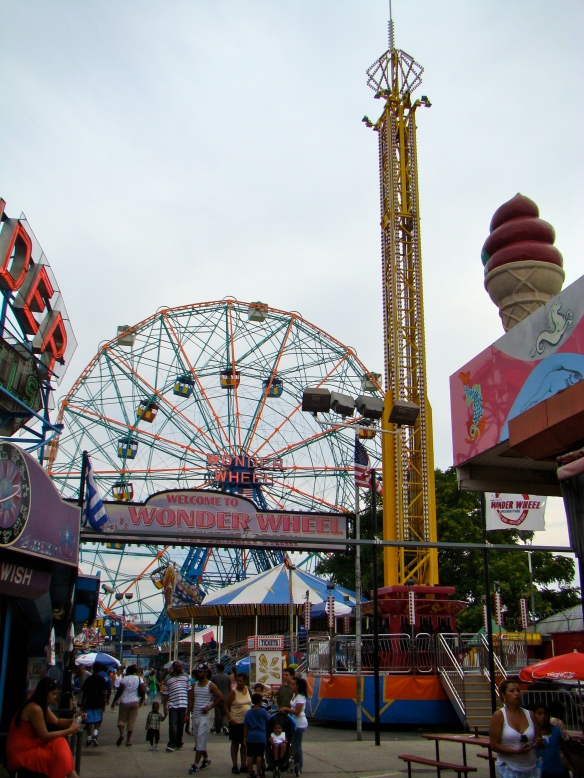 Coney Island - Wonder Wheel