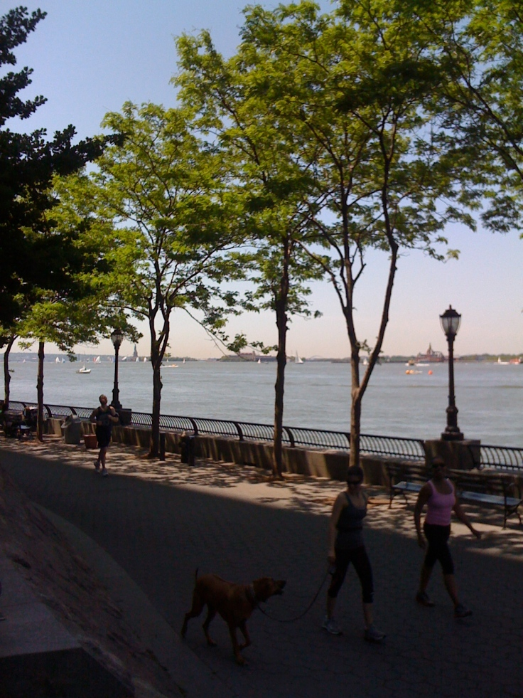 Paseo Battery Park