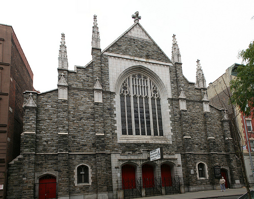 Mother African Methodist Episcopal Zion Church - Source: Harlem World Mag