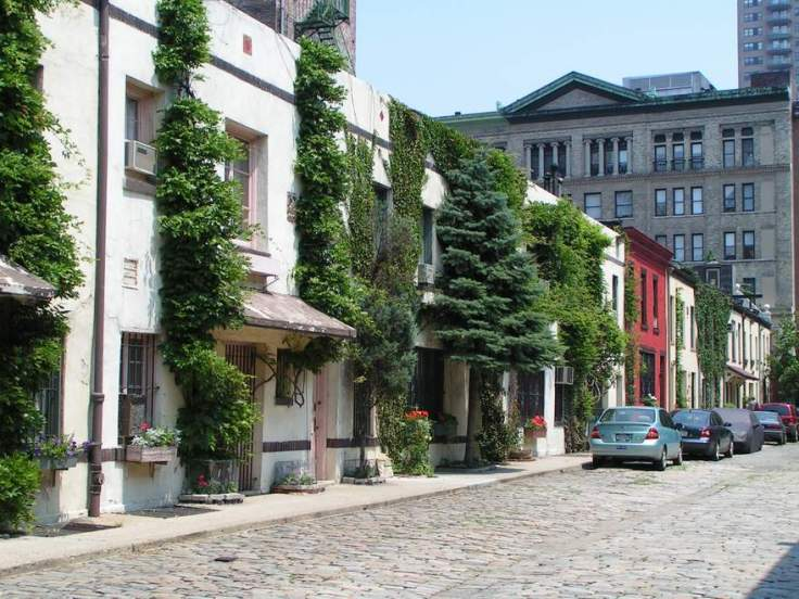 Washington Mews (Google Images)