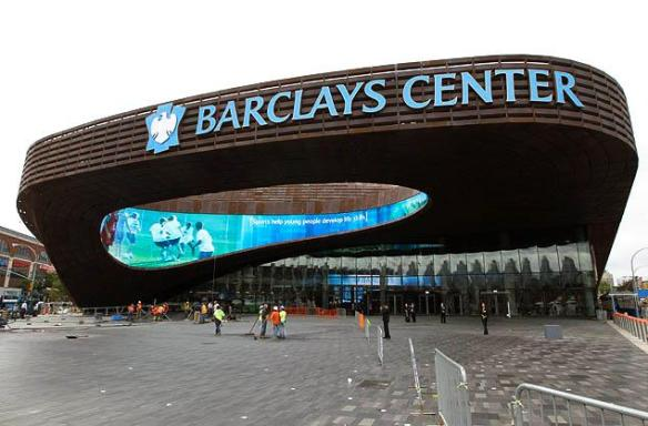 Barclays Center - Google Images
