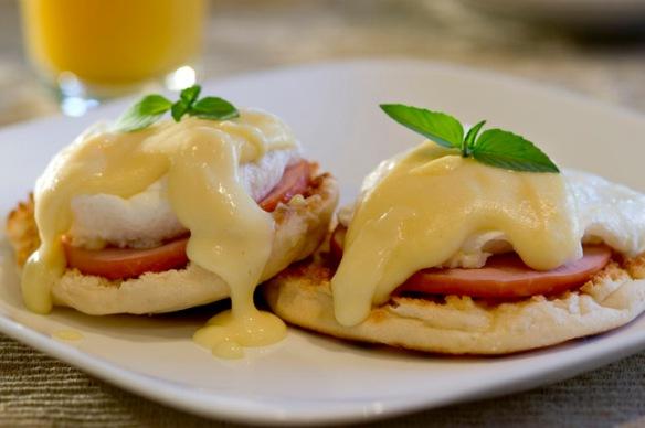 Eggs Benedict. Google Images