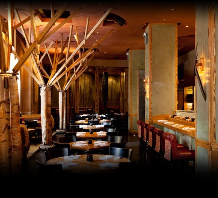 Nobu Restaurant. Google Images