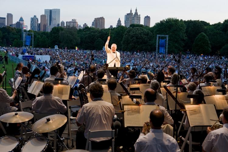 Resultado de imagen para central park conciertos