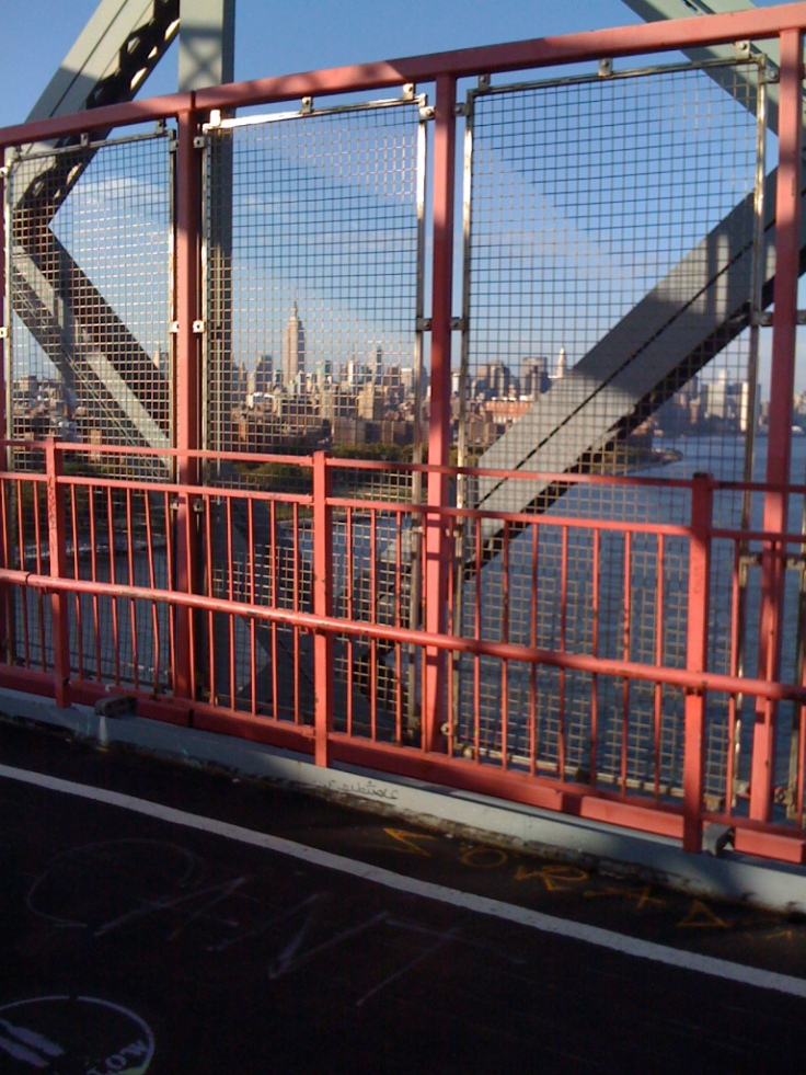 williamsburg-bridge Javi Sanchez