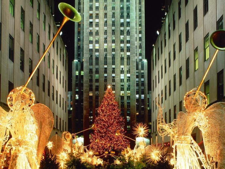 Navidad en NY Google Imagenes